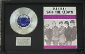 "MANFRED MANN 7"" Platinum Disc &songsheet  HA! HA! SAID"
